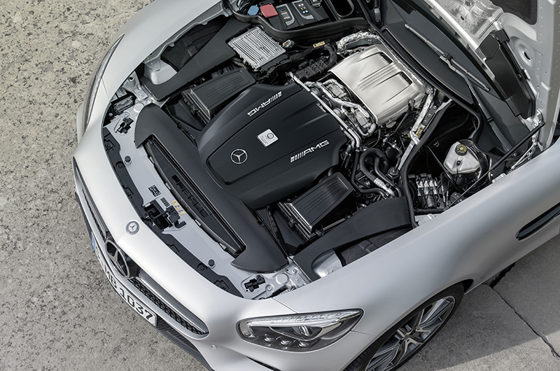 AMG-4.0-litre-V8-biturbo-engine
