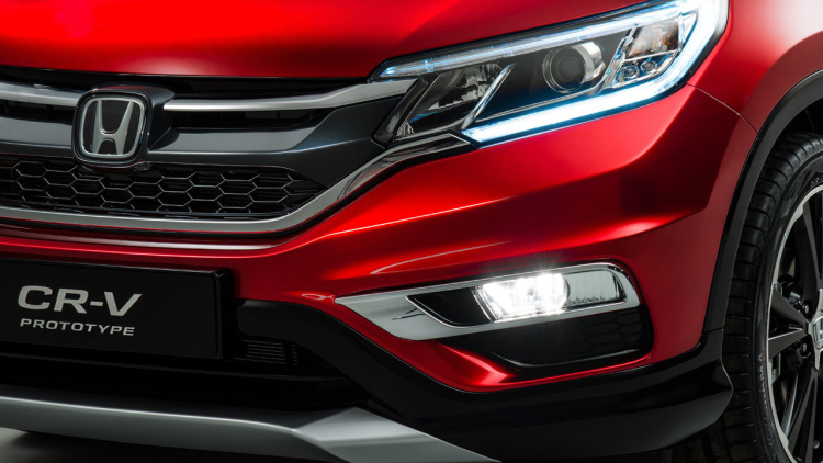 Honda shifts CR-V