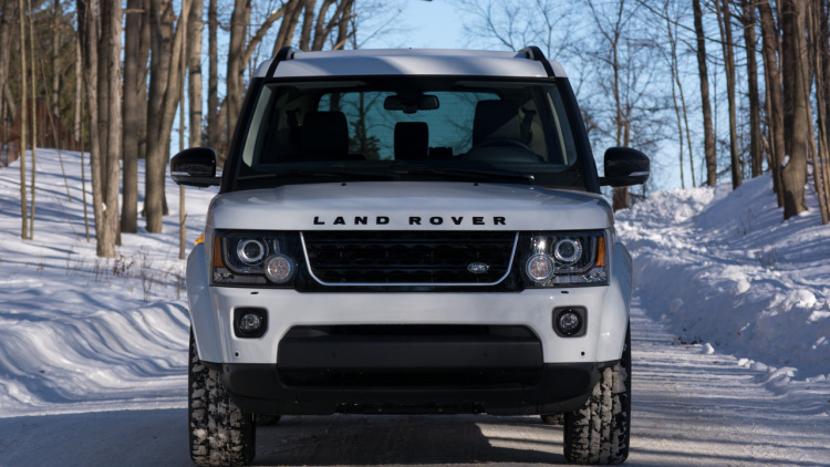 Land Rover calls in LR4