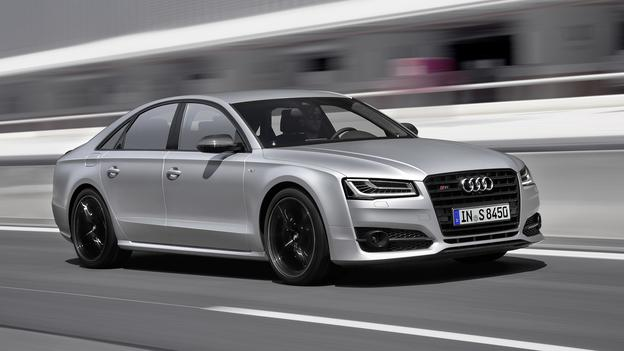 Audi's S8 Plus advances