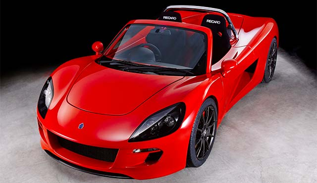 GLM ZZ Electric Sports Car