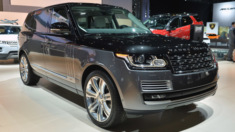 Land Rover SVO planning ultra-luxe $250k
