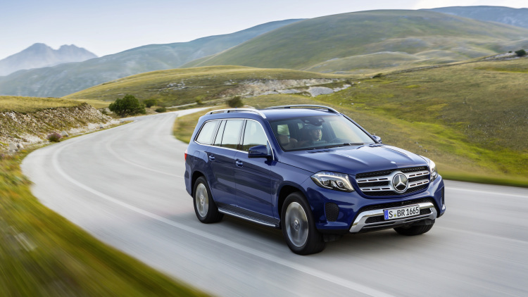 2017 Mercedes GLS brings