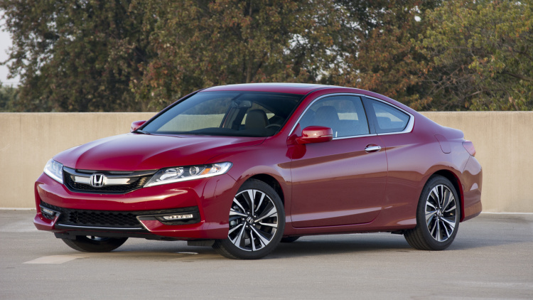 2016 Honda Accord Coupe V6