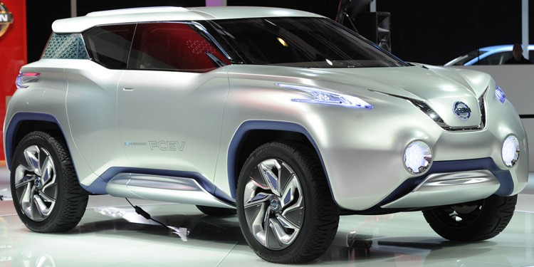 Nissan powers into the future