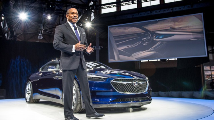 GM design chief Ed