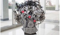 Ford's turbo engine 2017