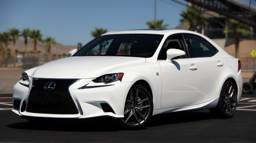 Lexus IS sports