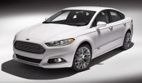New Ford Fusions
