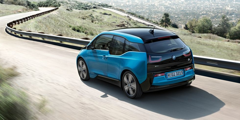 Bmw Just Issued A Stop Sale Order And Recall For Every Single I3 In