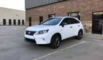 Lexus RX Crafted