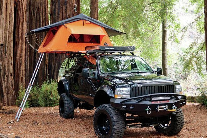 Jeep Always Becomes The Ultimate Pop Up Adventure Camper