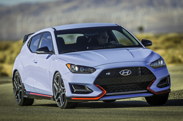 2019 Hyundai Veloster N Price Starts At 27 785 Autostin News
