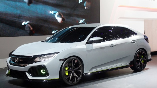 2017 Honda Civic Hatchback Starts At $20,535 | AutoStin ...