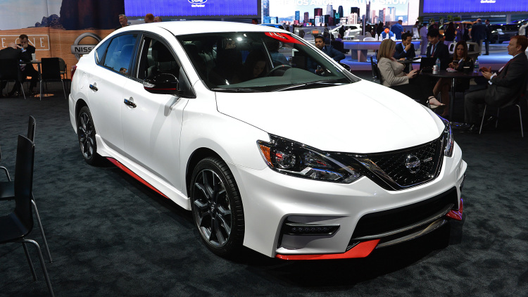 017 Nissan Sentra Nismo First Test The Return Of The Hot