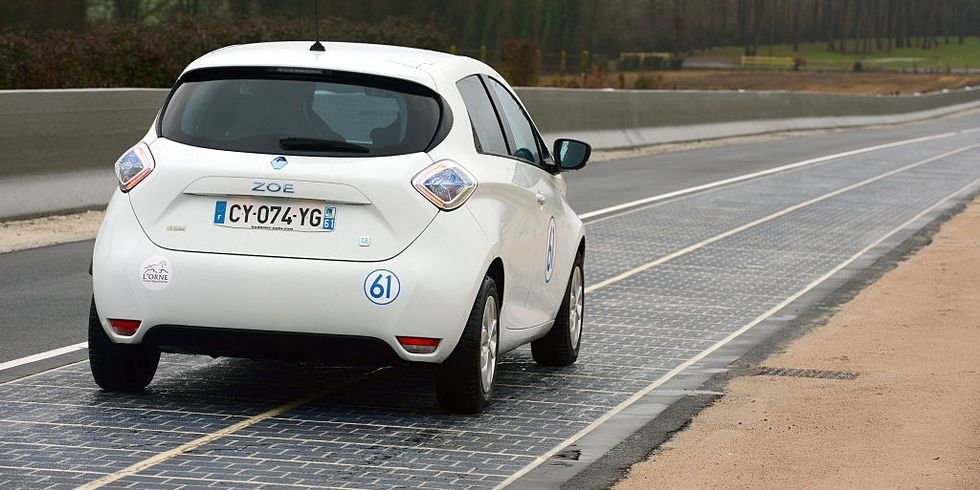 China Is Constructing A Solar Power Highway Autostin