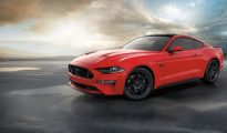 iconic Ford Mustang